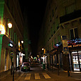 049_parisの夜路地