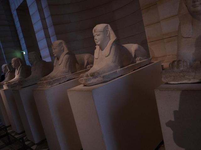 022_エジプト美術彫刻