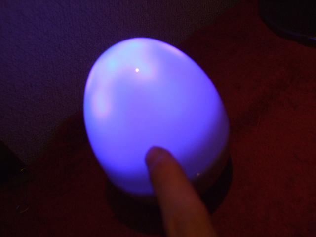 2.ブルーな卵