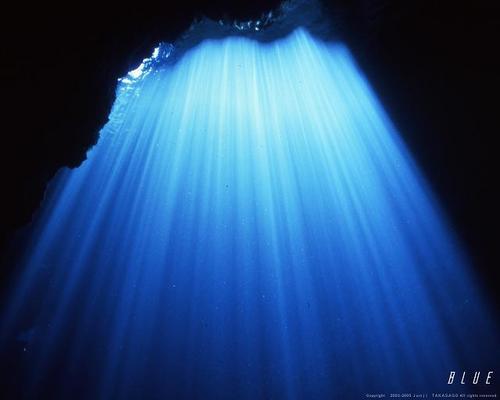 2.海:BLUE