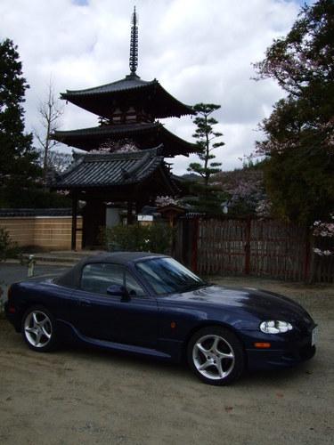 3.奈良とNB