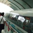 070828_中国へ:上海のリニアモータ
