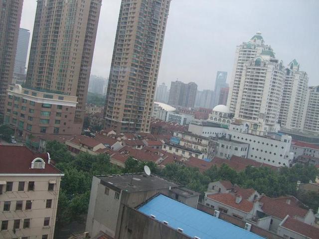 1.7.0.1上海のホテルから