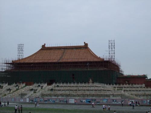 070803_中国へ:故宮の太和殿