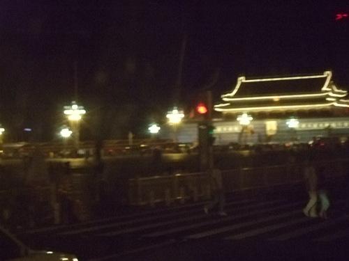070812_中国へ:北京の夜