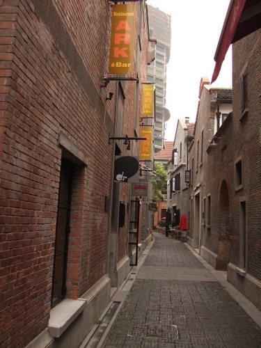 070823_中国へ:上海の新天地