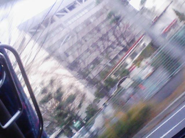 早朝バス。