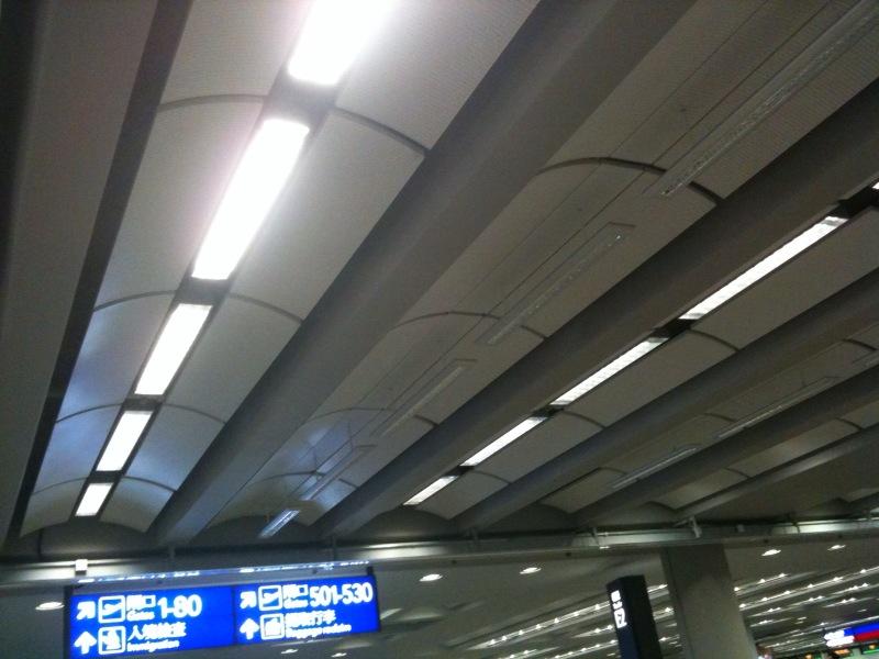 香港、到着。