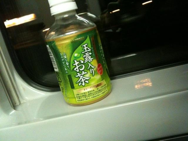 グリーン車。
