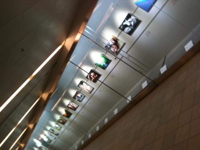 さすが東京!丸の内ギャラリー、かな。
