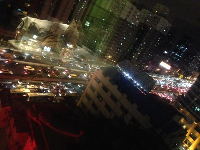 そういえば上海。